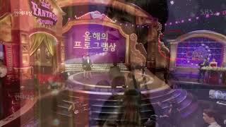 Yoo Jae Suk and Lee Kwang Soo kindly helped Red Velvet Irene 아이린한테 머리핀 꽂혀있다고 알려주는 유재석과 이광수