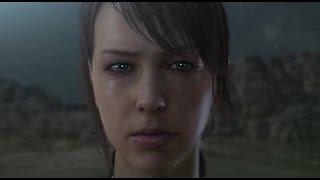 "getlinkyoutube.com-[4K] 메탈 기어 솔리드 5 팬텀페인 ""콰이어트 엔딩"" (한글자막) | Metal Gear Solid 5 Quiet Ending (w/KorSub)"