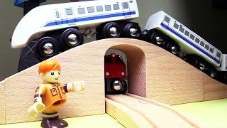getlinkyoutube.com-Мультфильм про Рабочие Машины на стройке - строим мост