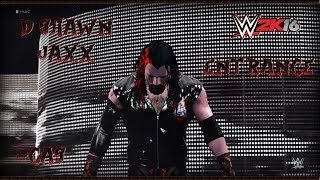 getlinkyoutube.com-WWE 2K16: - Create a Superstar - D'Shawn Jaxx Entrance.