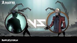 getlinkyoutube.com-SHADOW FIGHT 2 TITAN UPDATE: CHALLENGING CYPHER! (Boss battle)