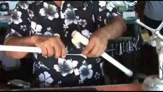 getlinkyoutube.com-Fabricando Antena de tubo pvc digital, Limando.com