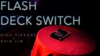 getlinkyoutube.com-Flash Deck Switch // Rich Piccone and Shin Lim (OFFICIAL TRAILER)