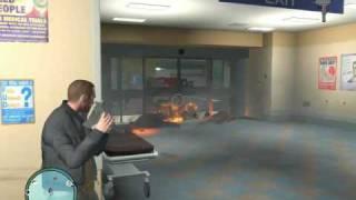 getlinkyoutube.com-Grand Theft Auto IV - Hospital Rampage (Part I)