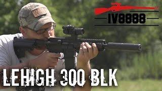 getlinkyoutube.com-Lehigh 300 Blackout for Self Defense
