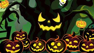 getlinkyoutube.com-Halloween Tree | Original Songs | Scary Nursery Rhymes | Kids Rhymes