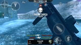 Modern Combat 4- Partidas Aleatórias