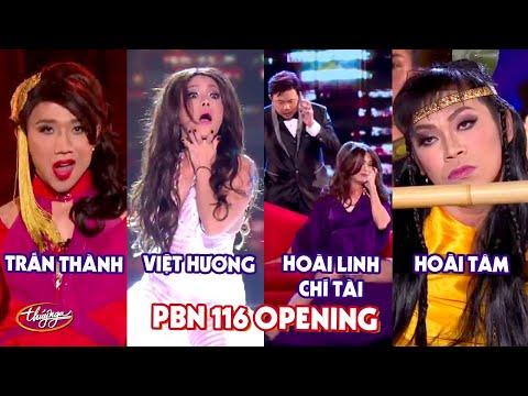 Opening – Hoài Linh, Chí Tài, Trấn Thành, Việt Hương, Hoài Tâm