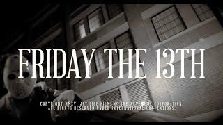 Corner Boy P - Friday The 13th