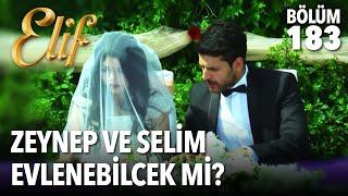 getlinkyoutube.com-Elif 183.Bölüm - Zeynep ile Selim Evlenebilecekler mi?
