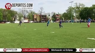 Michoacán vs Eclipse Liga Latinoamericana Verano 2018