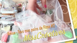 getlinkyoutube.com-Revue - Tous mes pains de Fimo #2
