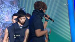 getlinkyoutube.com-2PM - Again & Again, 투피엠 - 어게인 앤 어게인, Music Core 20090509