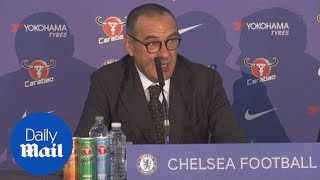 Maurizio Sarri wants to bring 'fun' back to Chelsea - Daily Mail