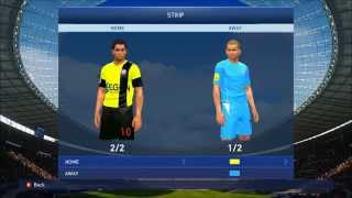 getlinkyoutube.com-Fortuna liga do PES 2015 [HD]