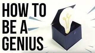 Becoming A Genius