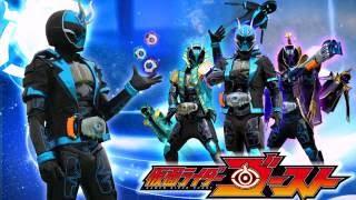 getlinkyoutube.com-Kamen Rider Specter Theme - The Path I've Chosen 坂部 剛 - 仮面ライダースペクター 攻勢
