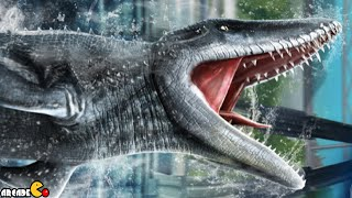 HUGE UPDATE New Event Mosasaurus Is ON The Rise - Jurassic World The Game