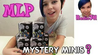 getlinkyoutube.com-My Little Pony - MLP FUNKO Blind Box Opening!
