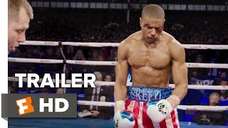 getlinkyoutube.com-Creed Official Trailer #2 (2015) - Michael B. Jordan, Sylvester Stallone Drama HD