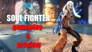 getlinkyoutube.com-Blade & Soul New Class - Soul Fighter Preview and Gameplay