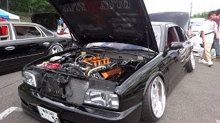 getlinkyoutube.com-NISSAN CIMA Y32 custom car 日産 シーマ Y32 カスタムカー