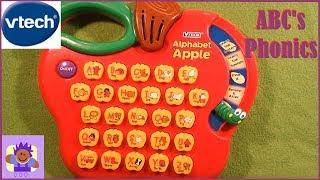 getlinkyoutube.com-Vtech little smart alphabet apple learning toy
