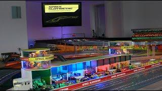getlinkyoutube.com-Meine Carrera Rennbahn - slot car racing digital 132