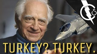 getlinkyoutube.com-The C.A.B. Show - F-35 Lightning II vs. Pierre Sprey... Who's the REAL Turkey?
