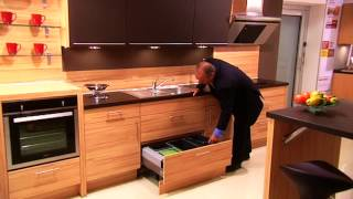 getlinkyoutube.com-Quality Contemporary Kitchens - Innovative Cabinets.wmv