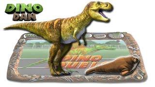 getlinkyoutube.com-DINO DAN : DINO DUELS # 3 - Tyrannosaurus vs. Walrus