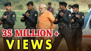 getlinkyoutube.com-Watch: SPG Covered Narendra Modi's 'FULL-PROOF' 'UNBREACHABLE' Security