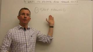 Four ways to reduce your trading costs -Tutorials