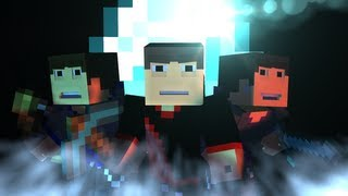 """getlinkyoutube.com-""""We're Miners and We Know It"""" - A Minecraft Parody of LMFAO's Sexy And I Know It (Music Video)"""