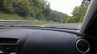 getlinkyoutube.com-Mazda Rx8 vs Honda Civic Type R (Nurburgring).mp4