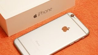 getlinkyoutube.com-iPhone 6 Распаковка (unboxing)