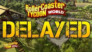 getlinkyoutube.com-RollerCoaster Tycoon World DELAYED UNTIL 2016!