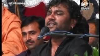 getlinkyoutube.com-Kirtidan Gadhvi 2014 | Gujarati Live Bhajan | Latest shivratri Gujarati Dayaro