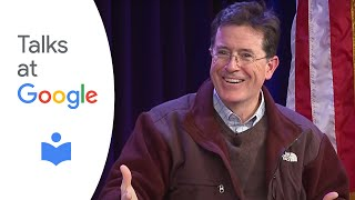 """Stephen Colbert: """"America Again: Re-Becoming the Greatness We Never Weren't"""" 
