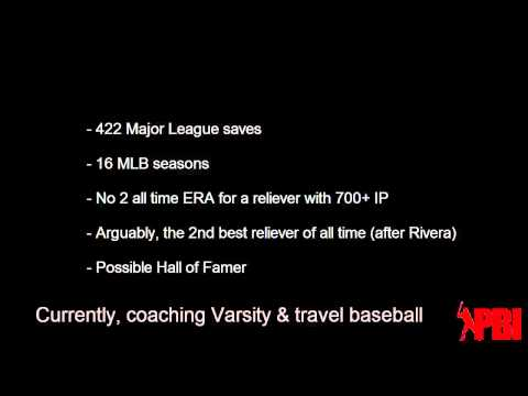 Billy Wagner - 30 second quick tip to improve throwing velocity