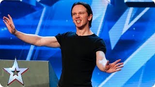 Andrew Lancaster treats us to some HILARIOUS impressions!   Auditions   BGT 2018