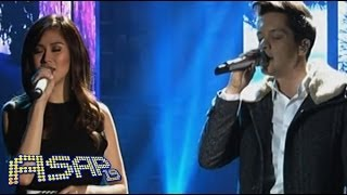 "getlinkyoutube.com-Sarah Geronimo & Bamboo sing John Legend's ""All of Me"" on ASAP"