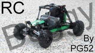 getlinkyoutube.com-LEGO Technic - Mini buggy RC [HD]
