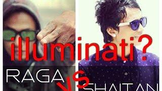 RAGA Vs SHAITAN. BATTLE 2nd. SAMASYA / THAKUR TRAP. Indian Rap Scene. Latest Underground competition