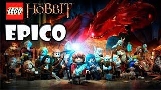 getlinkyoutube.com-Lego Hobbit Inicio Epico - Dublado em Português BR #1