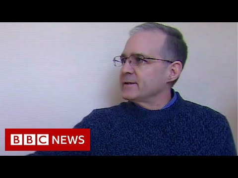 BBC News:Is this man a hostage of Russia or a spy? - BBC News