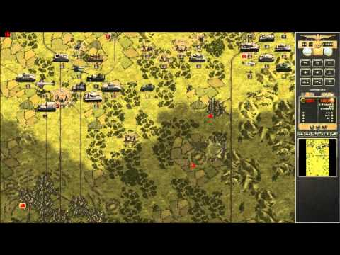 Panzer Corps GC43 Scenario 6: Kursk Armory North Part 1