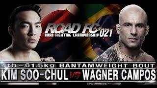 getlinkyoutube.com-ROAD FC 021 4th Match KIM SOO-CHUL VS WAGNER CAMPOS