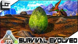 ARK: Survival Evolved - FINDING WYVERN NESTS! E4 ( Skies Of Nazca Gameplay )