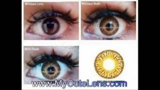 getlinkyoutube.com-Ultimate Secret for Sexier Beautiful Eyes with Korean GEO Contact LENS - MyCuteLens.com